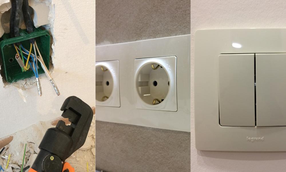 Аварийный и срочный вызов электрика на дом и в офис