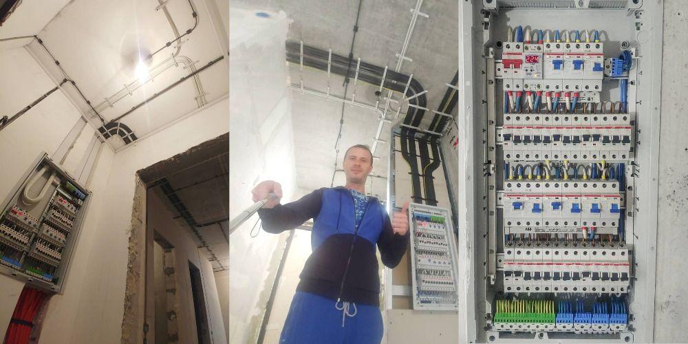 Дежурный электрик на дом от компании -«Услуги электрика Владивосток»