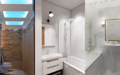 Электропроводка в ванной, делаем освещение