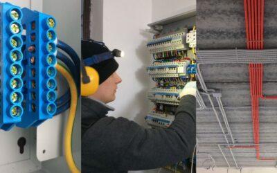 Диагностика и ремонт электропроводки от компании «Услуги электрика Владивосток»