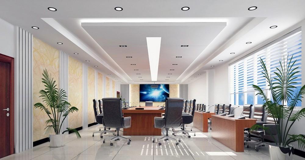 Потолочные светильники для офиса